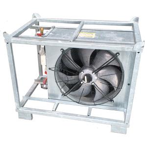 Lufterhitzer AHC100