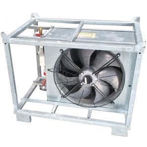 Lufterhitzer AHC80