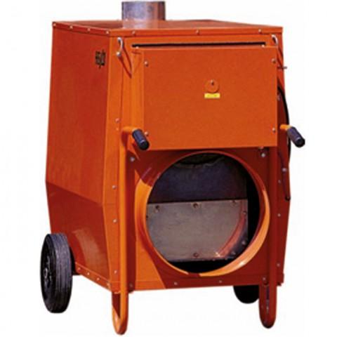 Warmluftheizung Öl H100 GP-Rental