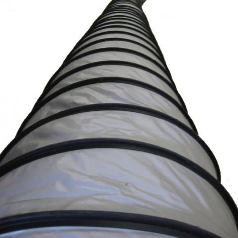 Luftschlauch für Warmluftheizung