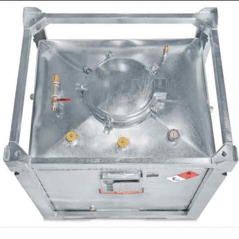 Sicherheits Heizöl Containertank TC1000