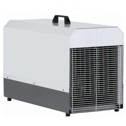 GP-RENTAL Elektro Warmluftheizung E12