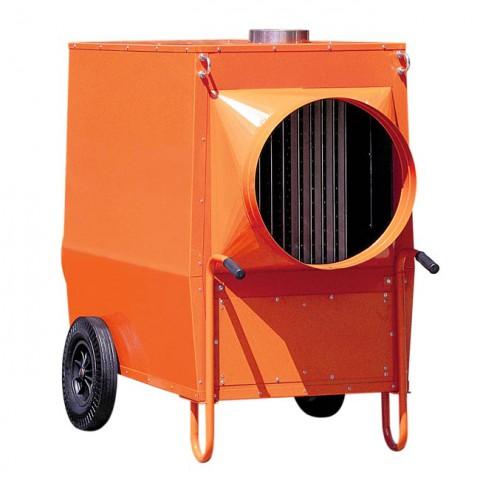 GP-Rental mobile Öl Warmluftheizung H120