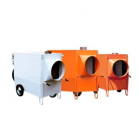 GP-Rental Öl Warmluftheizung H90 -H150 ECO