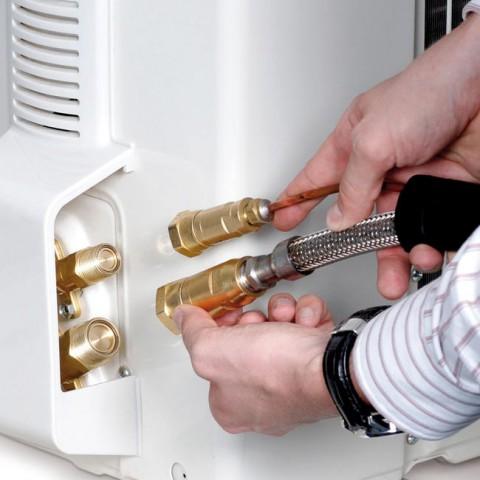 GP-RENTAL Split-Klimagerät K4